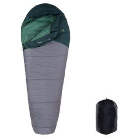 The North Face Aleutian 0/-18 Sleeping Bag Long Right Darkest Spruce/Zinc Grey